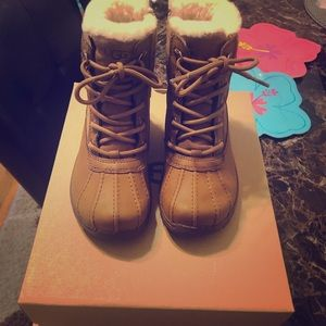 Ugg snow boots size 2